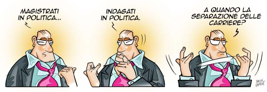 Magistrati in politica