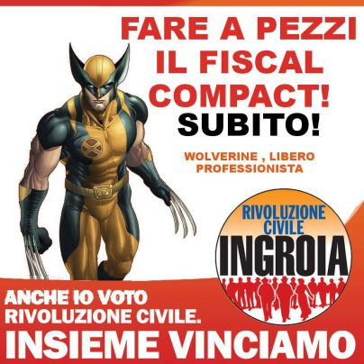 Wolverine for Ingroia