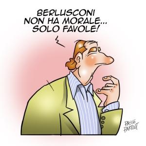 Berlusconi morale