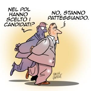 PDL candidati