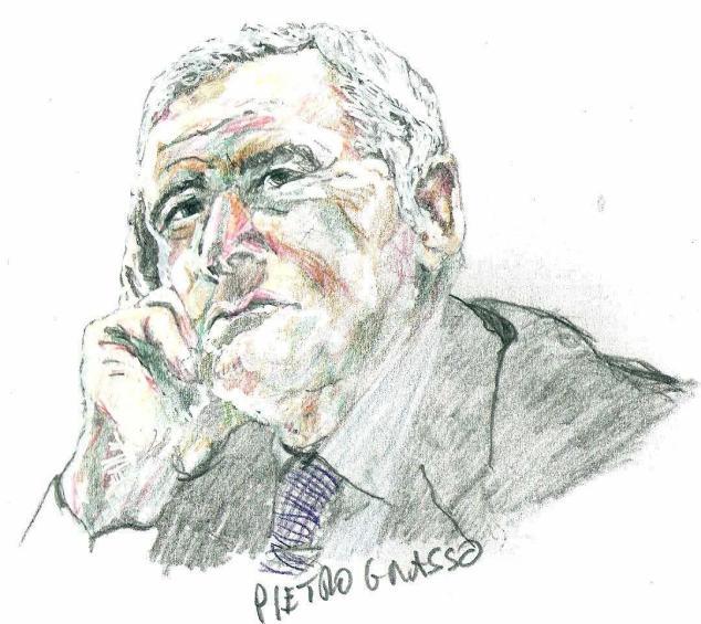 Piero GRASSO, Presidente eletto del Senato