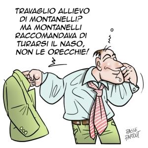 Travaglio Montanelli