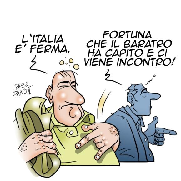 L'Italia è ferma