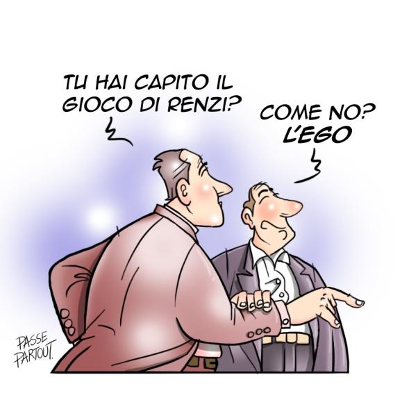 Renzi - il gioco di Renzi