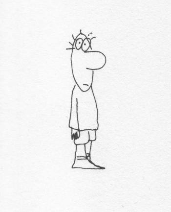 disegno di Copi