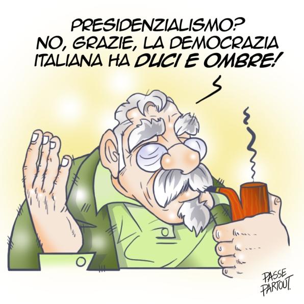 presidenzialismo