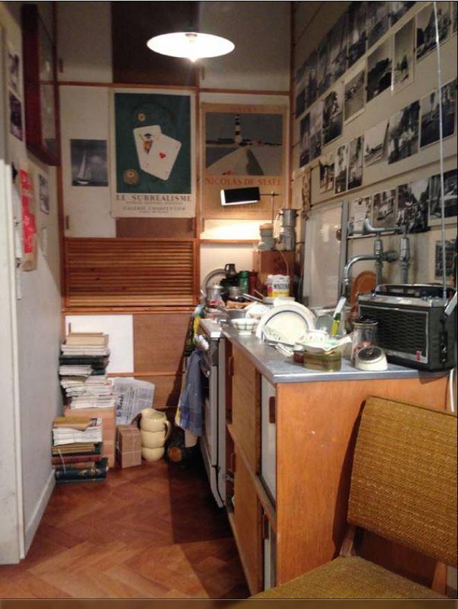 La casa di un immaginario collezionista francese degli for Casa francese di abiti e profumi