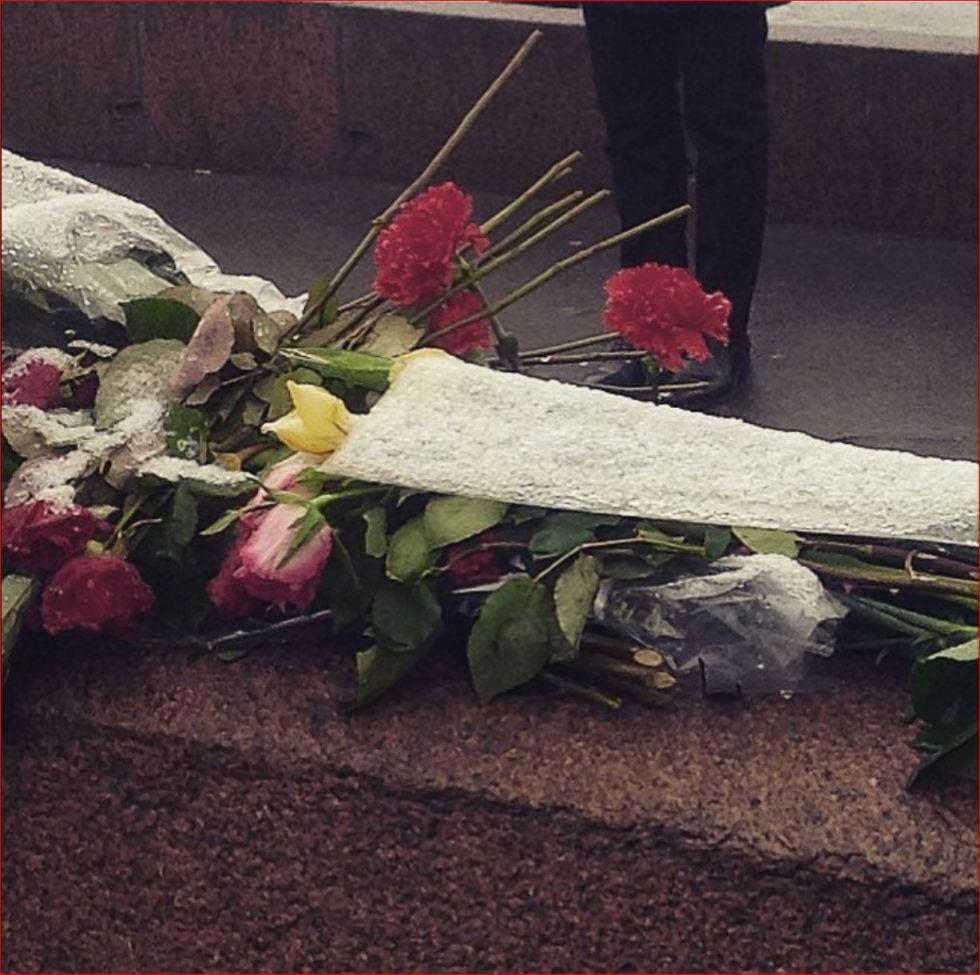 Ponte Bolshoy Moskoretvsky #Mosca @Nomfup su Instagram